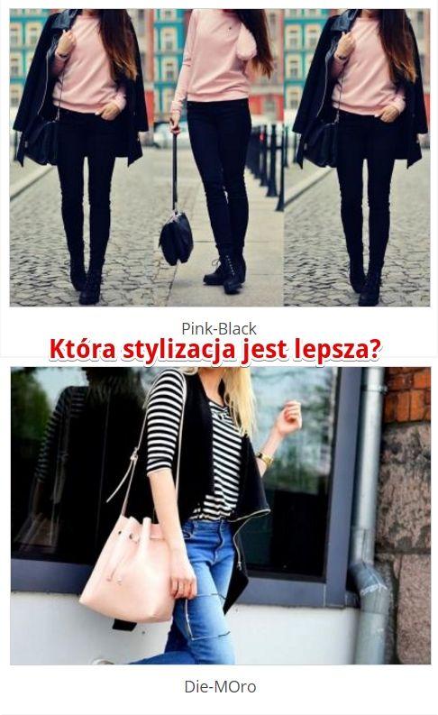 Która stylizacja ładniejsza? http://www.ubieranki.eu/quizy/co-wolisz/542/ktora-stylizacja-ladniejsza_.html#CoWolisz