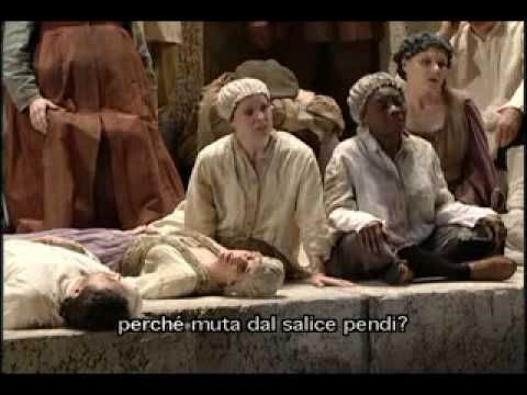 Nabucco - Hebrew Slaves Chorus, this is for true lovers of music and bel canto.