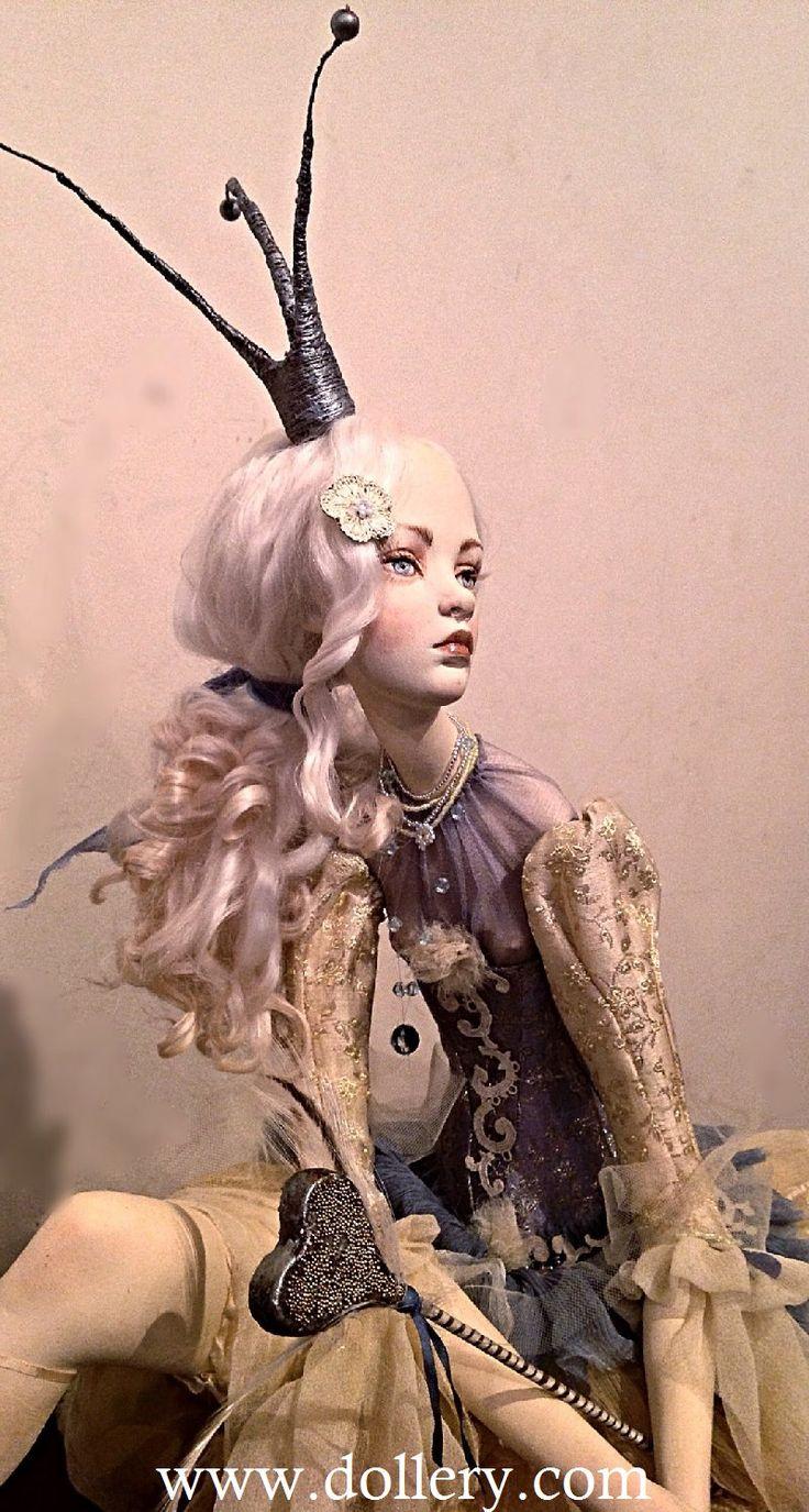 Masha Volodina Dolls