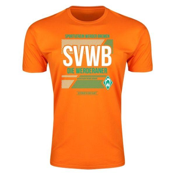 Werder Bremen SVWB Mens Fashion T-Shirt