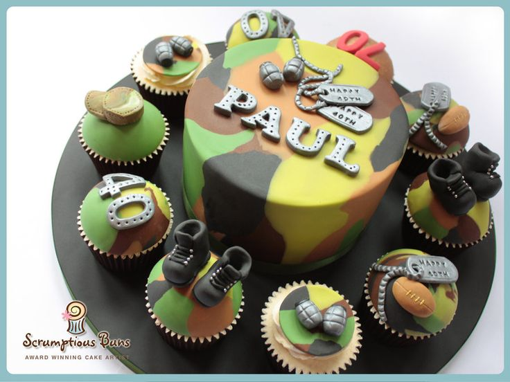 Best 25 Army cake ideas on Pinterest Army cupcakes Army party