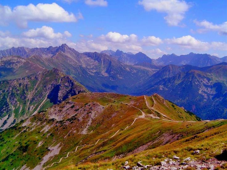 Autumn in the Tatra Mountains