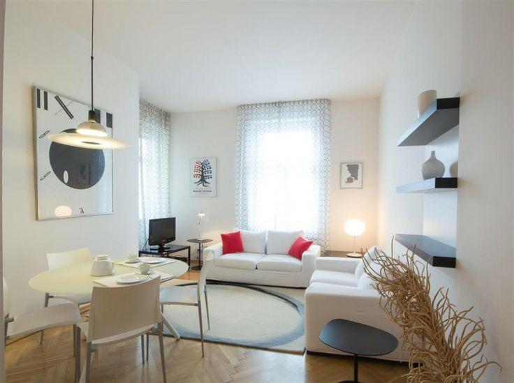 1 bedroom (2+1) apartment for rent, Polská, Prague 2, Vinohrady   Boutique Reality