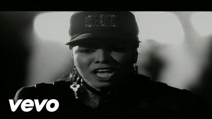 OMG! Blast from the past! High school! I remember having to do a number to this with friends. OMG. lol Janet Jackson - Rhythm Nation
