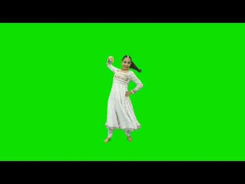 Indian Dancer 💃|| HD Green Screen Il VFX Effect II Chroma