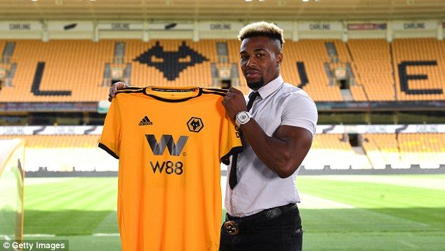 Wolves Sign Adama Traore From Middlesbrough For Club Record 20m Fee Middlesbrough Transfer Window Sports Jersey