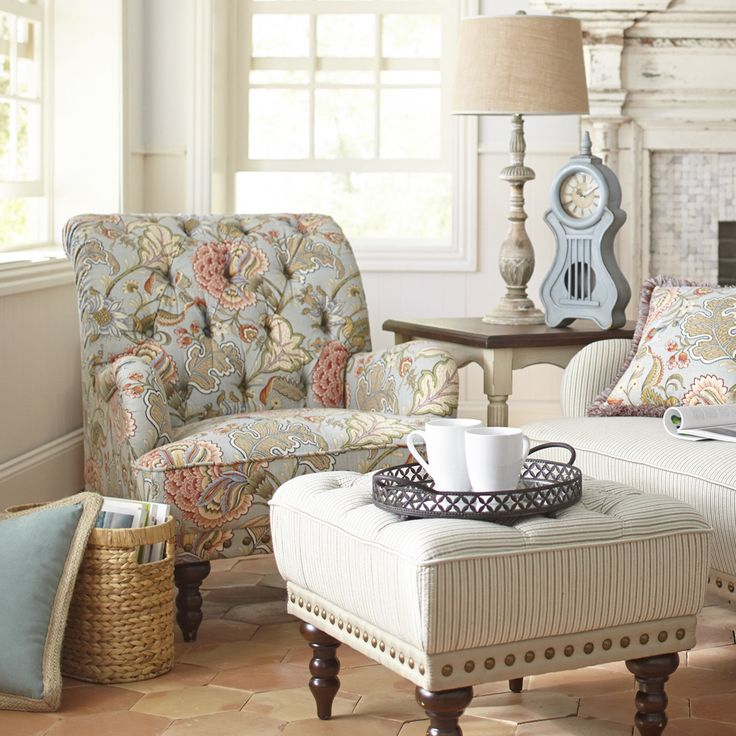 floral living room sets chas blue floral armchair armchairs living rooms and room 15908