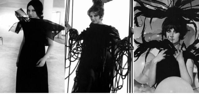 Donne muse ispiratrici di poeti e stilisti: Mina e il fashion italiano