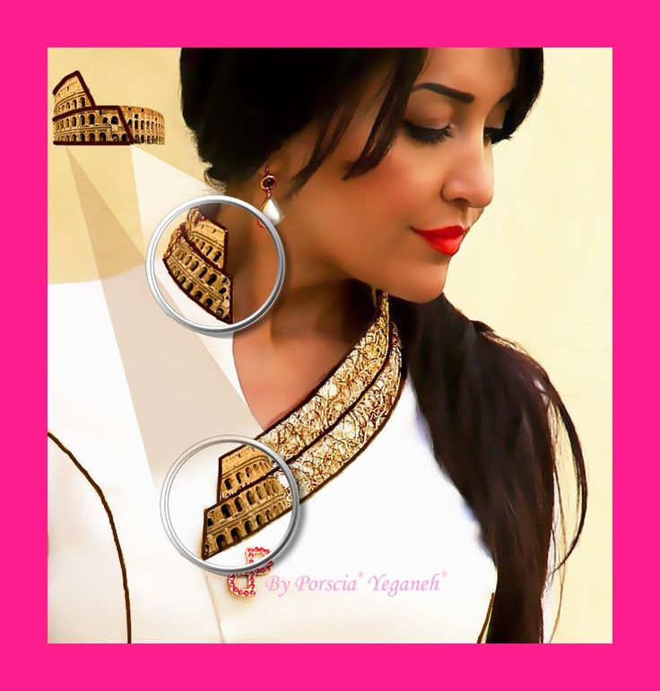 An independent lady you are with a style of your own thus away from the copied mainstream.  Discover the highest Roman experience of Italian craftsmanship with #MyTrademark® of the #RomanColosseum® on all my Royalty Collections --- Ancient Roman Colosseum Meets Today's Modern Wear® --- My ladies!!   •	FOREVER – Lasting through fashion changes  •	ROYALTY – The Royal lady •	EXCELLENCE – All Made in Italy