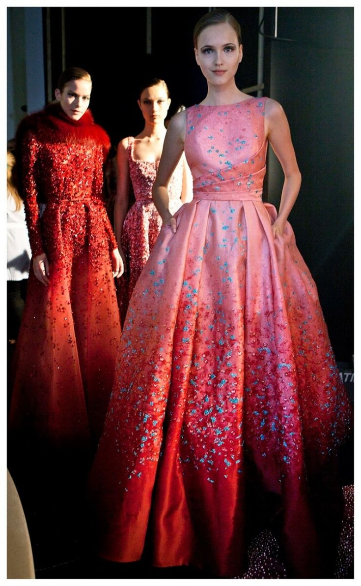 14 best Couture* images on Pinterest | Evening gowns, High fashion ...