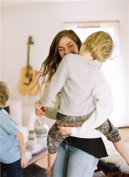 8 πολύτιμα μαθήματα ζωή από μια μαμά με γιους!
