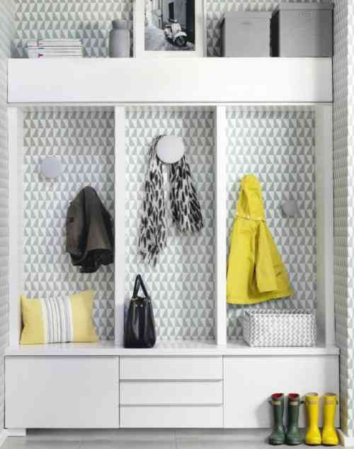56 best Déco vestibule images on Pinterest Home ideas, Entry hall - idee deco entree maison