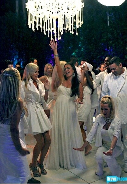 16 best images about bravo tv on pinterest seasons for Summer white party ideas