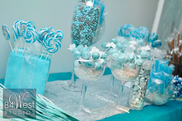 Tiffany Sweet 16 Party Ideas Blue At A9 Event Space JULI Sixteen
