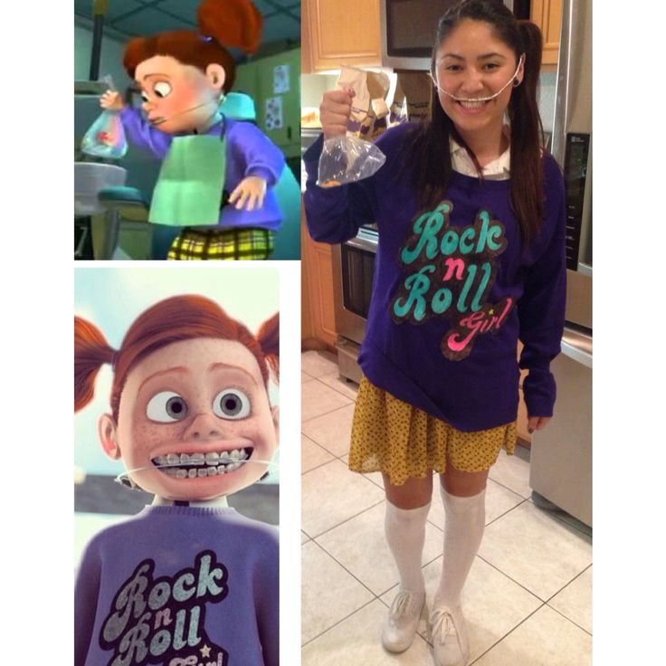 Darla from finding Nemo #costume