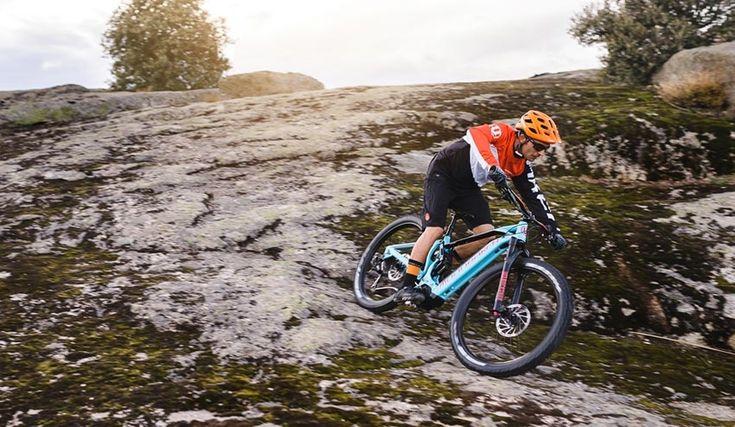 Cofidis Ebike Experience: 100% bici eléctrica