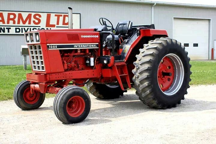 1086 Ih Plowing : Images about muscle tractors on pinterest john