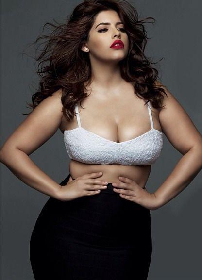 Denise Bidot #plusmodel