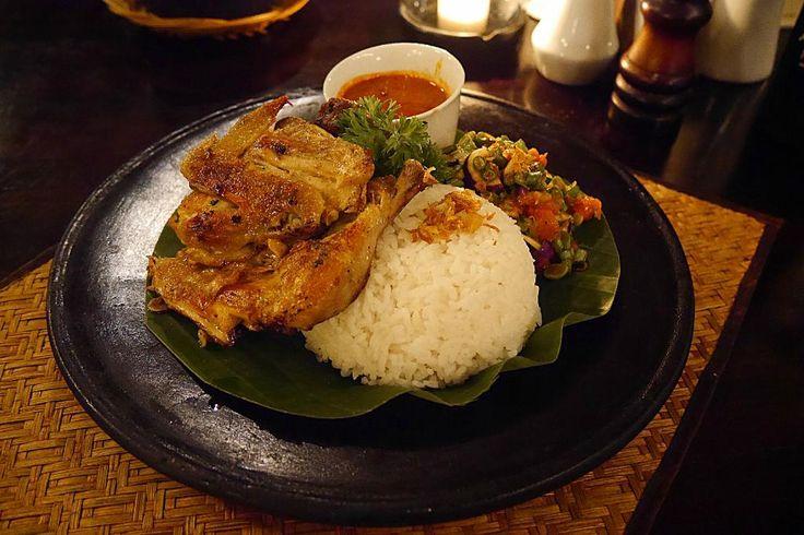 Ayam Taliwang - Famous spicy grilled chicken on Lombok island  Asmara Restaurant & Bar, Senggigi - Restaurant Reviews