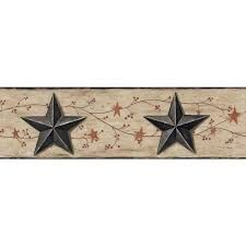 Image result for vintage star primitive navy wallpaper  border