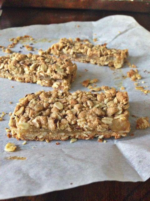 apple breakfast bars – In Jennie's Kitchen