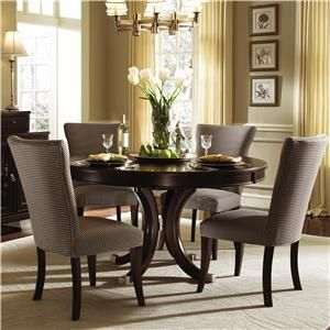 Kincaid Furniture Alston 5 Piece Table and Chair Set #Diningroomsets