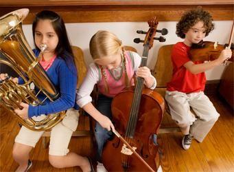 Le 21 juin après l'école, on file à la Cité de la musique pour écouter des concerts en famille