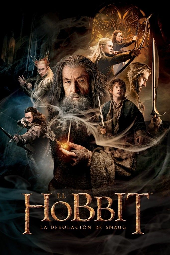 Pin By Blanca Gomez On El Hobbit Desolation Of Smaug The Hobbit Free Movies Online