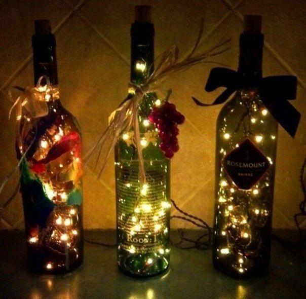 Что делать с бутылками: 5 оригинальных идей