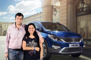 Hextraordinary day spent with Tata HEXA !