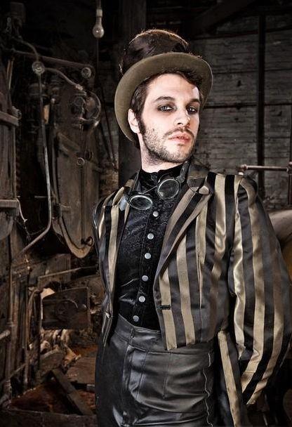 STEAMPUNK FASHION FOR MEN | ... Steampunk Dresses: Fashion in Present Scenario of Steampunk Style