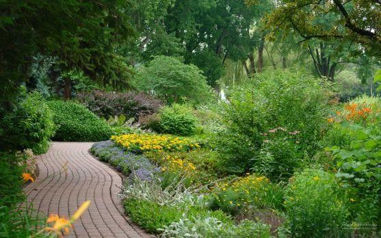 Pohádkové zahrady pro inspiraci