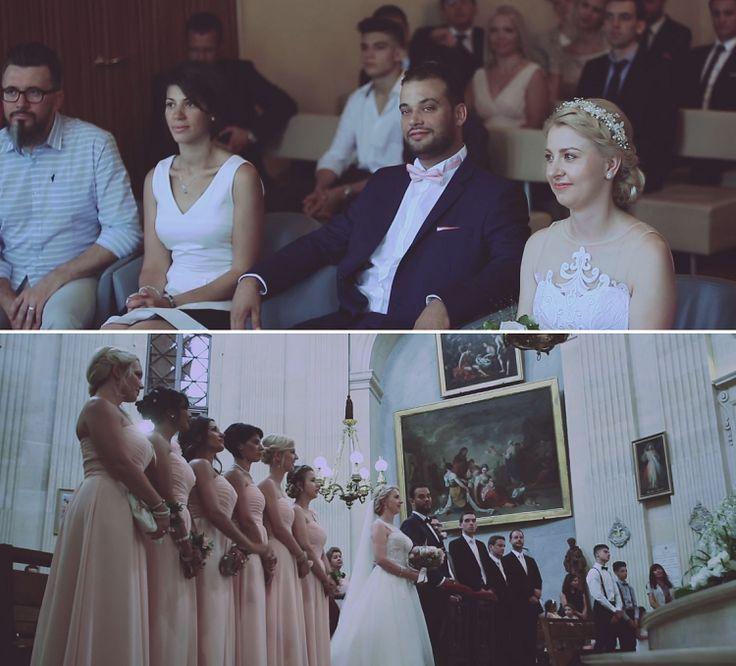Polsko francuski ślub Justyny i Lionela odbył się w Paryżu - klip - GreenArt Studio - Si Differents