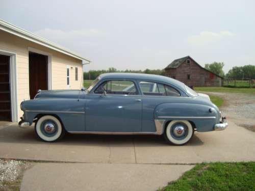 155 best dodge 1950 1955 images on pinterest old school cars 1951 dodge wayfarer 2 door sedan publicscrutiny Gallery
