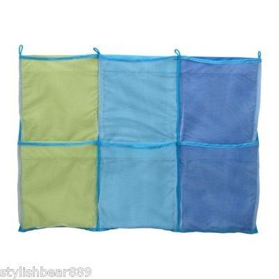 New IKEA Wall Organizer Wall Pockets Red Blue Available | eBay