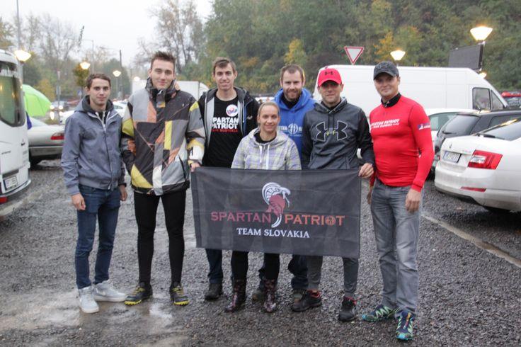 Na záver 4. miesto SPARTAN PATRIOT teamu v Tokaji 2016. #spartanrace #tokaj #spartanpatriotteam