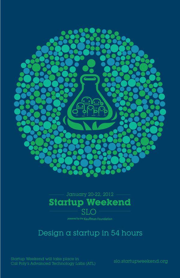 Startup Weekend SLO 2012 by Stephanie Zombek