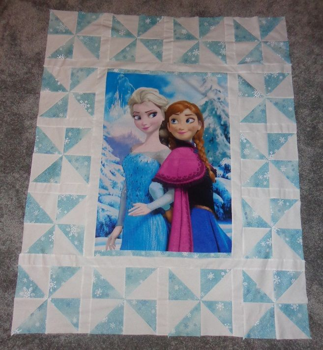 1000+ ideas about Frozen Quilt on Pinterest Snowflake quilt, Star quilt patterns and Quilt ...