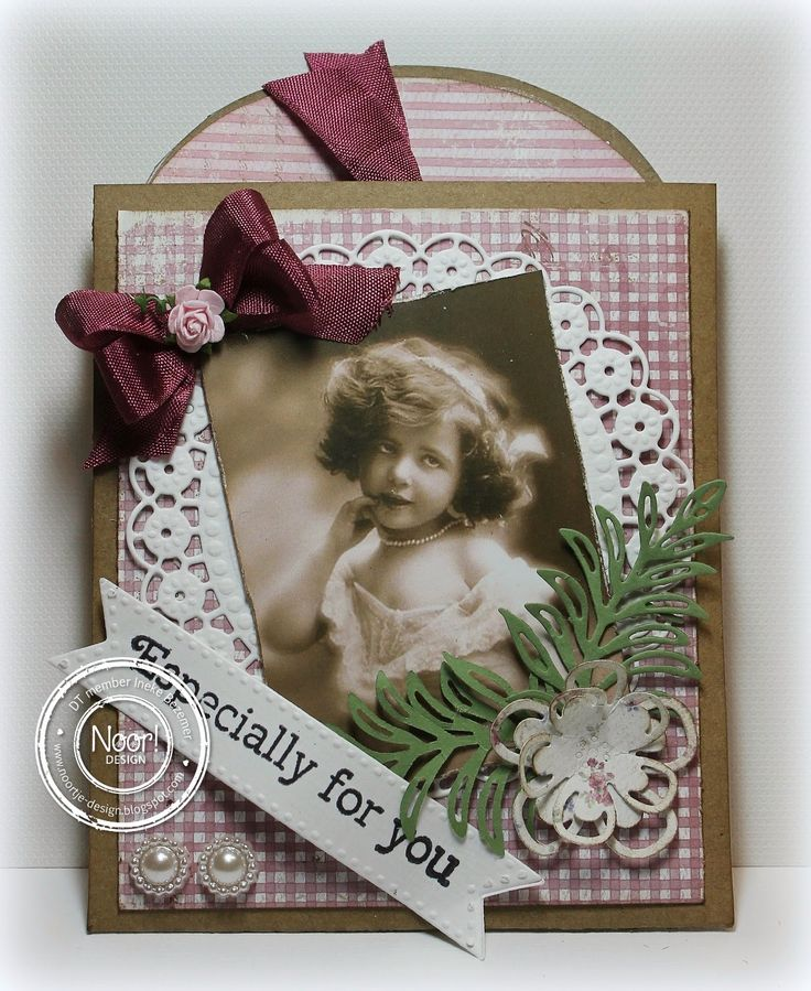 """Ineke""""s Creations: Especially for you"""