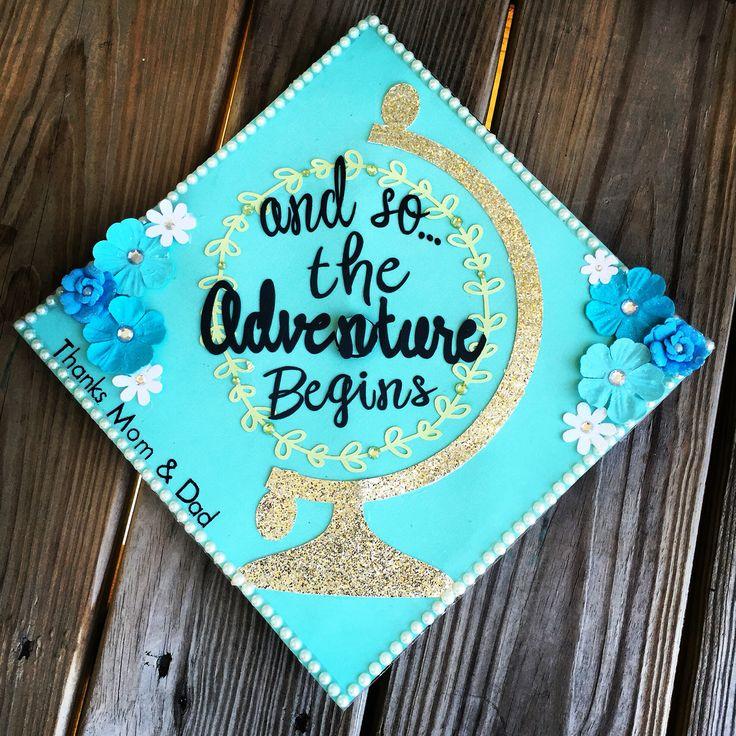 My graduation cap! Kent State University class of 2016!