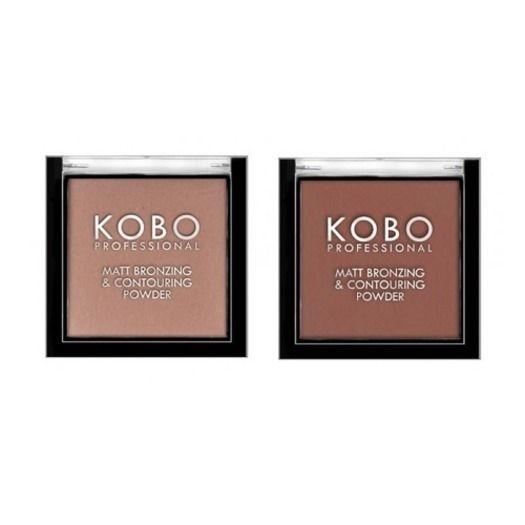 Kobo – Matt Bronzing & Contouring Powder