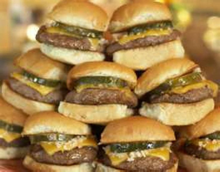 Cheeseburgers and steamed buns recipe food recipes