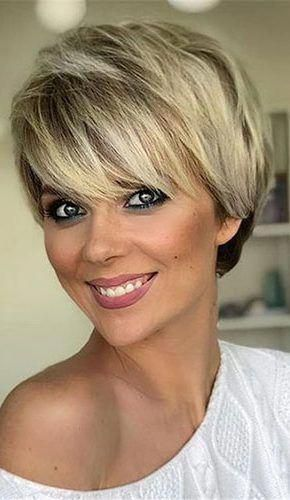 Latest Short Hairstyles Trendy haircuts for short …