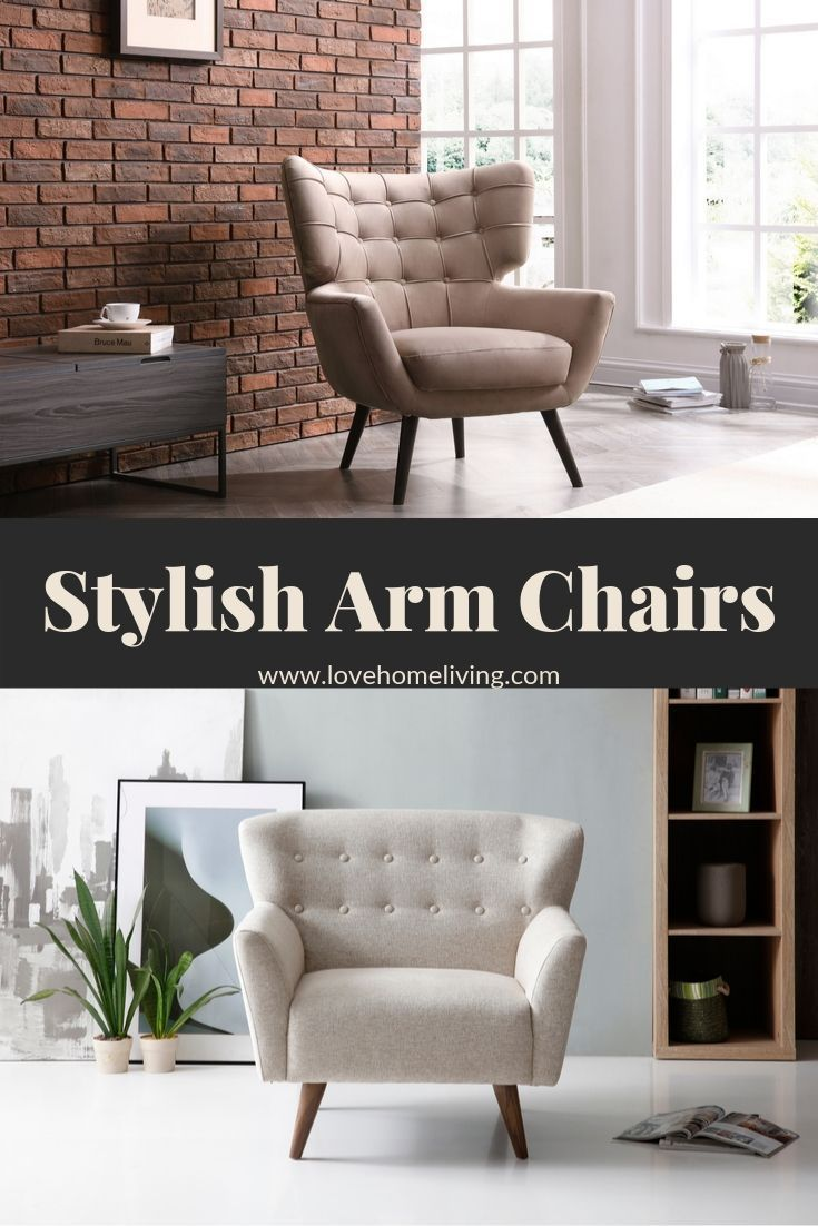 Our collection of armchairs are stylish, comfy and cosy. From ...