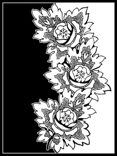 Шаблоны открыток для вырезания из бумаги к 8марта