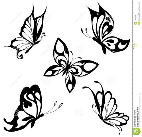 Black And White Butterfly Tattoo 856.jpg