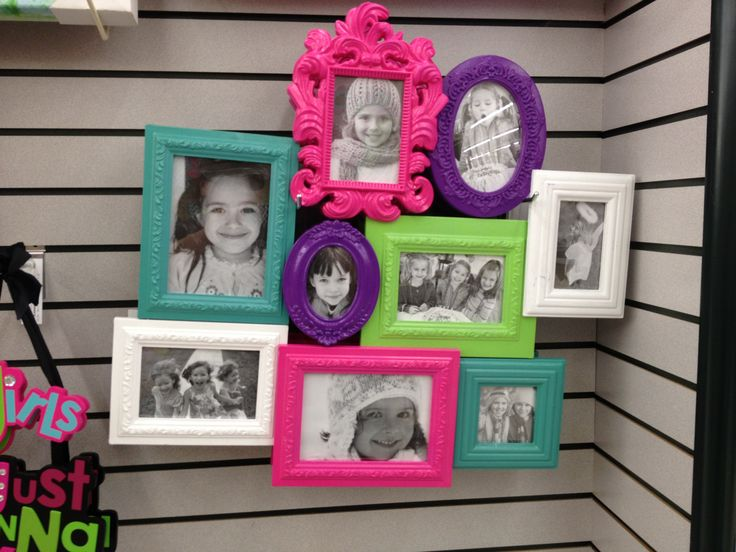 cute frame collage hobby lobby miss kate pinterest frame collages cute frames and hobbies. Black Bedroom Furniture Sets. Home Design Ideas