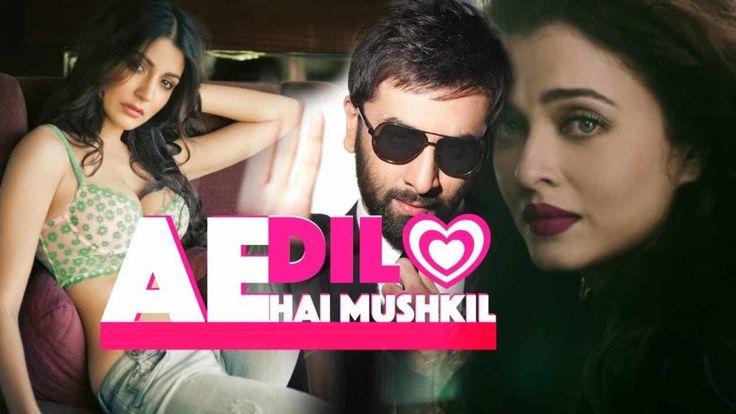 Most Awaited Ae Dil Hai Mushkil Teaser is Out Now :https://webbybuzz.com/awaited-ae-dil-hai-mushkil-teaser-now/