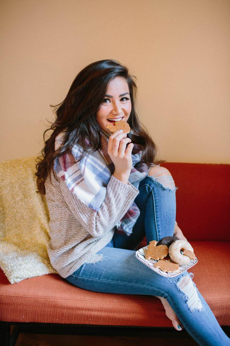 Caila Quinn Thanksgiving Cookies