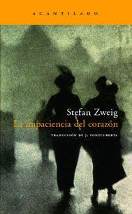 http://librosleidosycomentados.blogspot.com.es/2016/02/la-impaciencia-del-corazon-stefan-zweig.html Comentario: Si alguien piensa que leer a un prodigio de la literatura del siglo XX como Stefan Zweig es tedioso, le invito que descubra este libro para que se de cuenta de su error. Nos pone de manifiesto, motivado por la triste historia que nos narra; la compasión, ese sentimiento que a menudo nos hace reaccionar de manera contraria a lo que nuestro juicio nos dicta, el que guía nuestros…